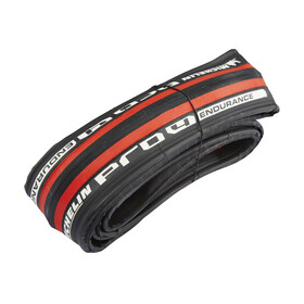 "Michelin Pro4 Endurance V2 Fahrradreifen 28"" rot"